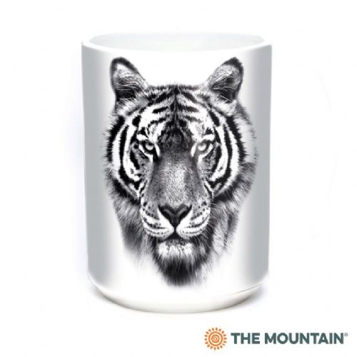 Endangered Tiger Ceramic Mug | The Mountain®